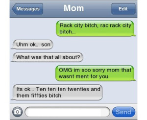 Mum- rack